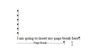 how to delete paragraph breaks in word